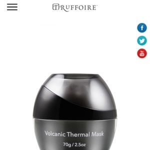 Truffoire Volcanic Thermal Mask